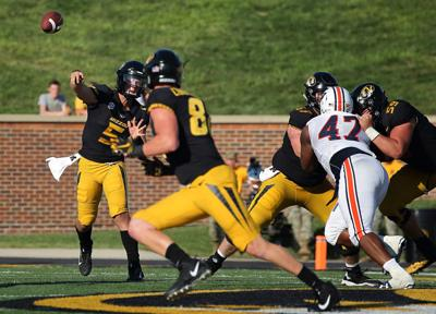 University of Tennessee Martin vs University of Missouri football
