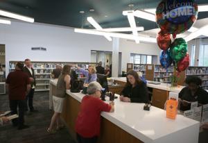 おnickels:セントルイス市、郡の図書館にお立ち寄り下旬に罰金