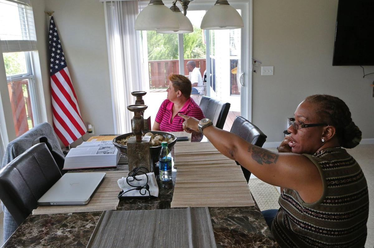 New neighbors are fighting in St. Charles County