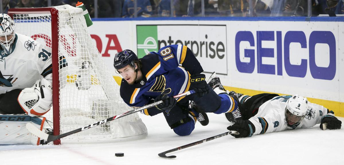 Blues compete for conference title