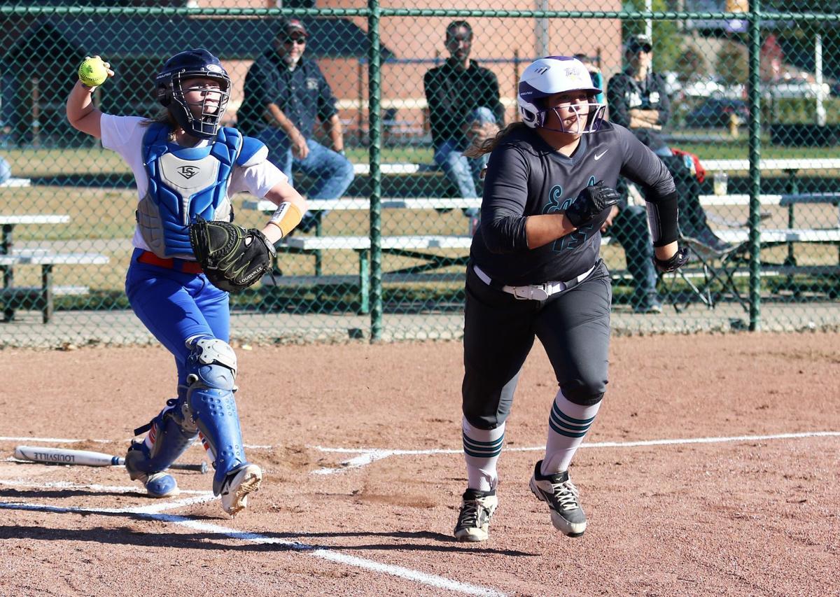 Valley Park vs. O'Fallon Christian softball