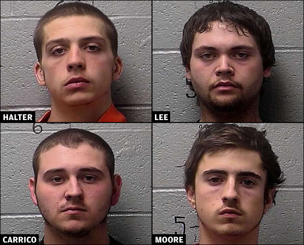 4 charged in deaths of couple in St  Francois County, Mo