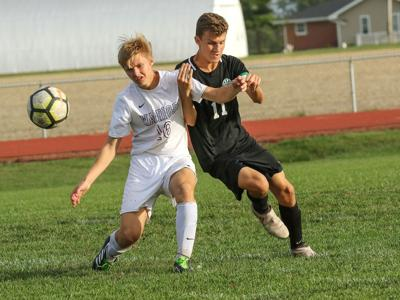 Orchard Farm vs. St. Charles West soccer