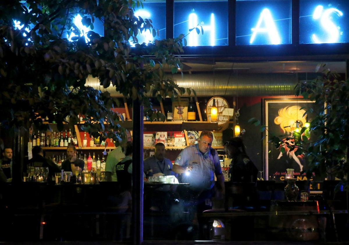 Shooting at Sasha's Wine Bar in Shaw neighborhood
