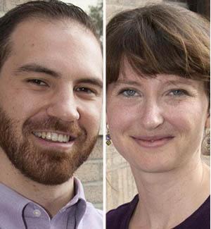 Nathan Moore, Elisabeth Askin