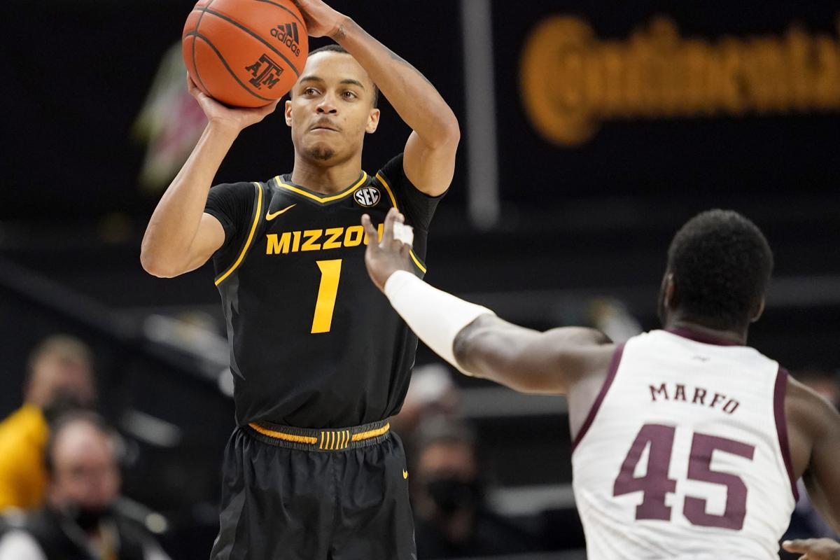 Missouri Texas A M Basketball