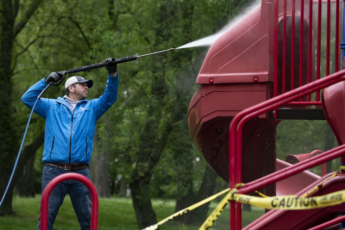 St. Louis County Parks Reopen