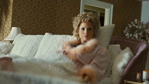 Review: With empathy, Chastain plays Tammy Faye Bakker