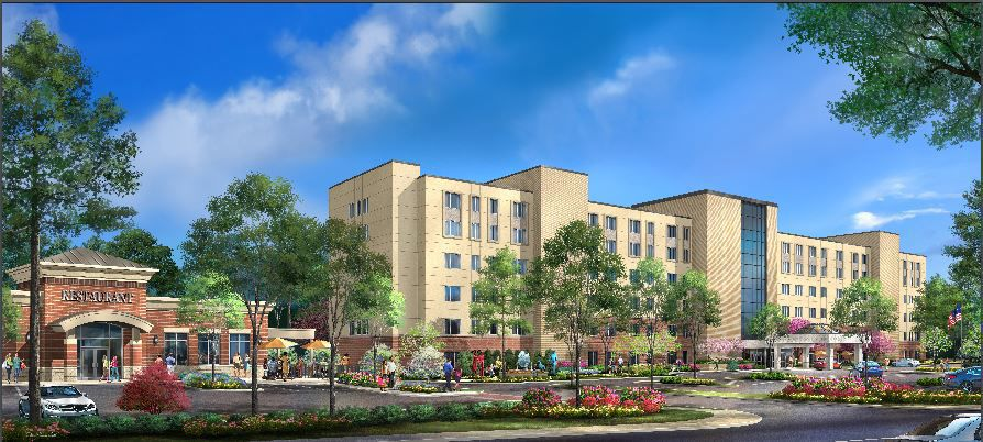 Hilton Hotel Proposed For Creve Coeur