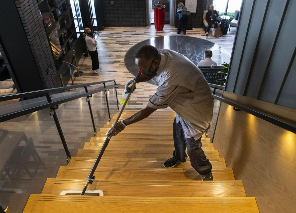 Local hotels look at a long rebuild post-pandemic