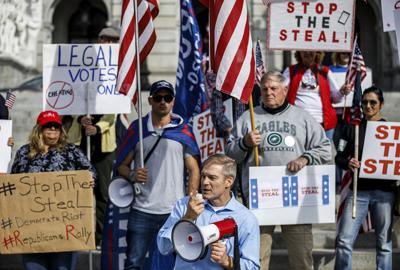 Election 2020 Protests Pennsylvania