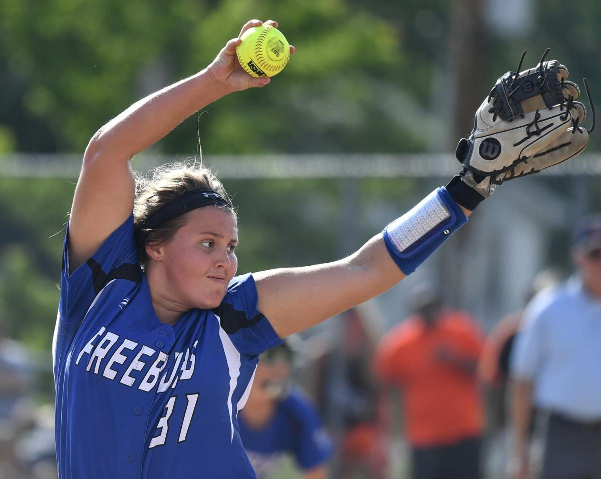 Freeburg and Herrin in sectional playoff game