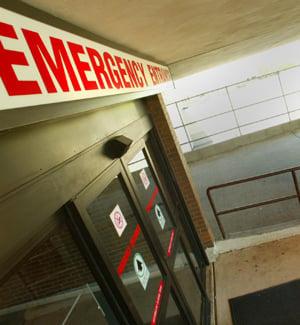 SSM DePaul Health Center entrance
