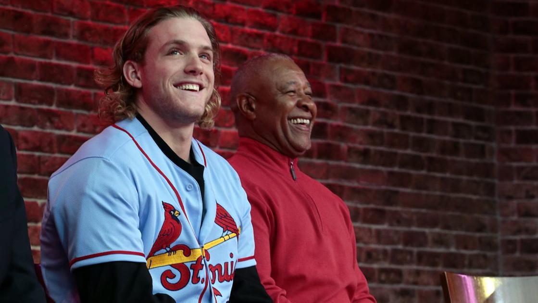 Cardinals bring back the blue jerseys 02b43757c