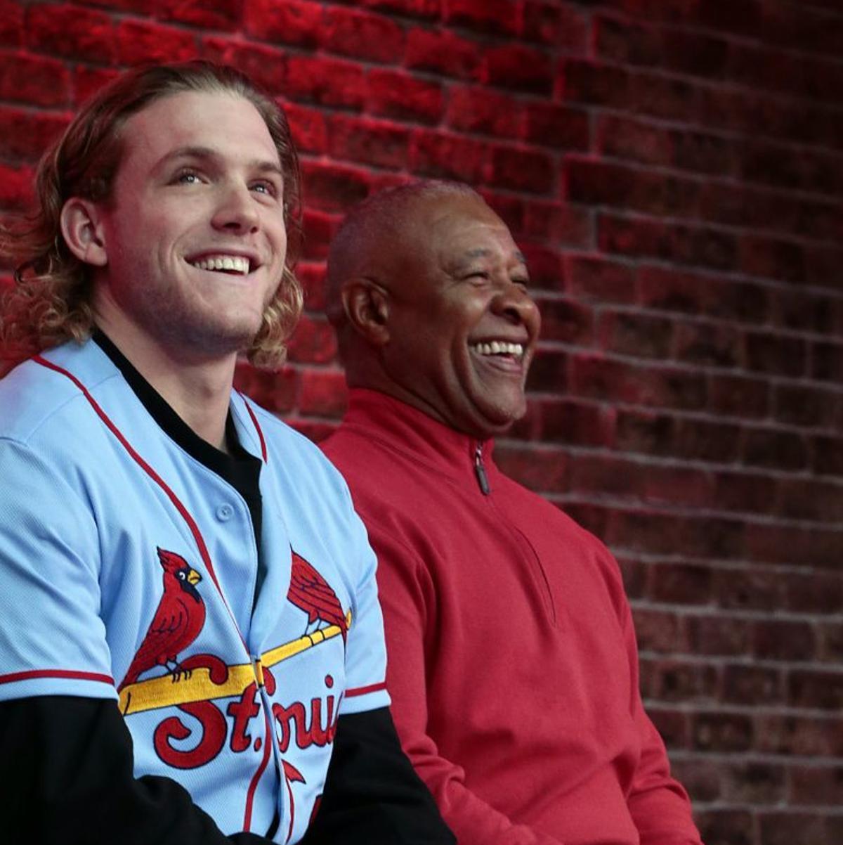 c15600d9a Cardinals bring back the blue jerseys