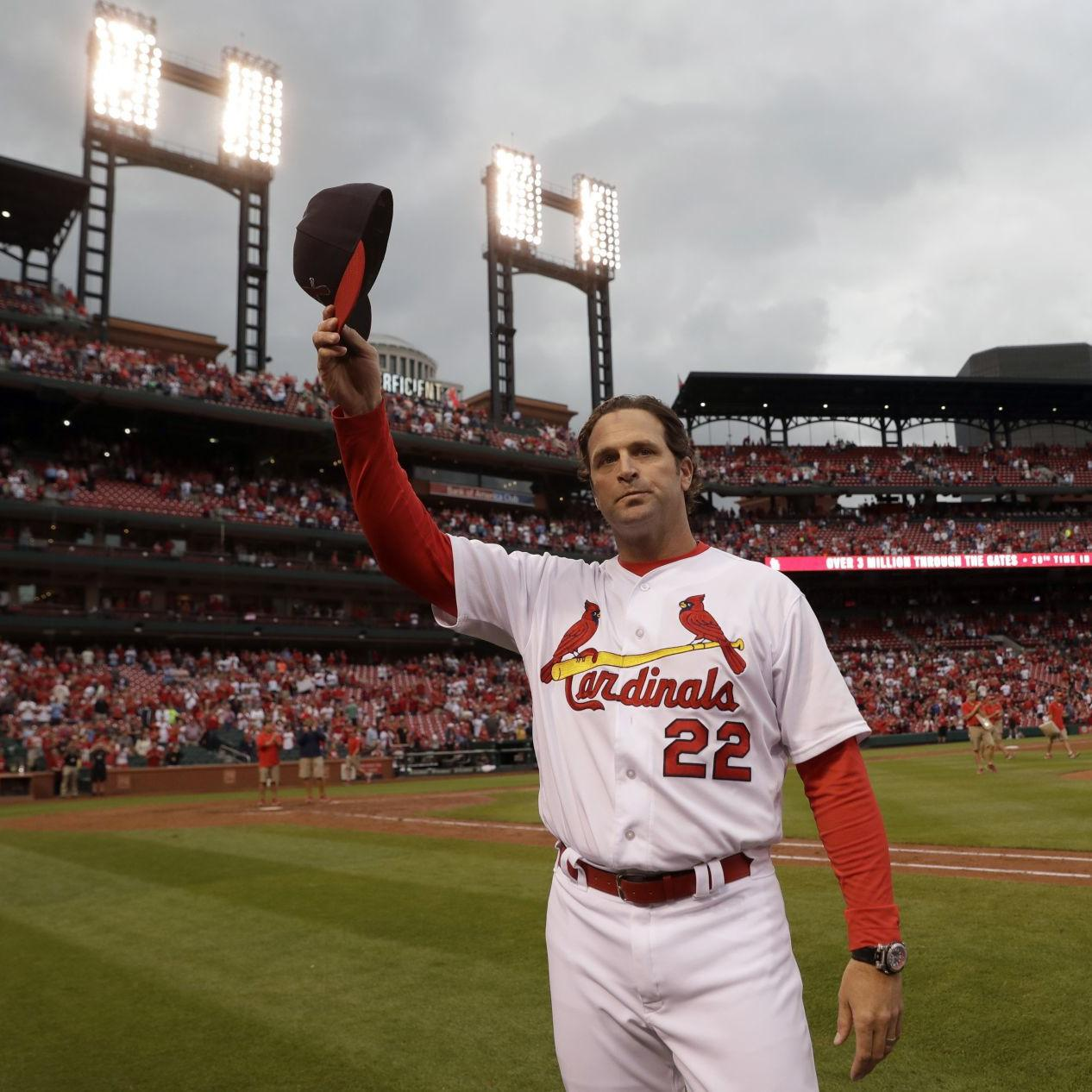 Updated) Matheny takes high road, accepts blame for