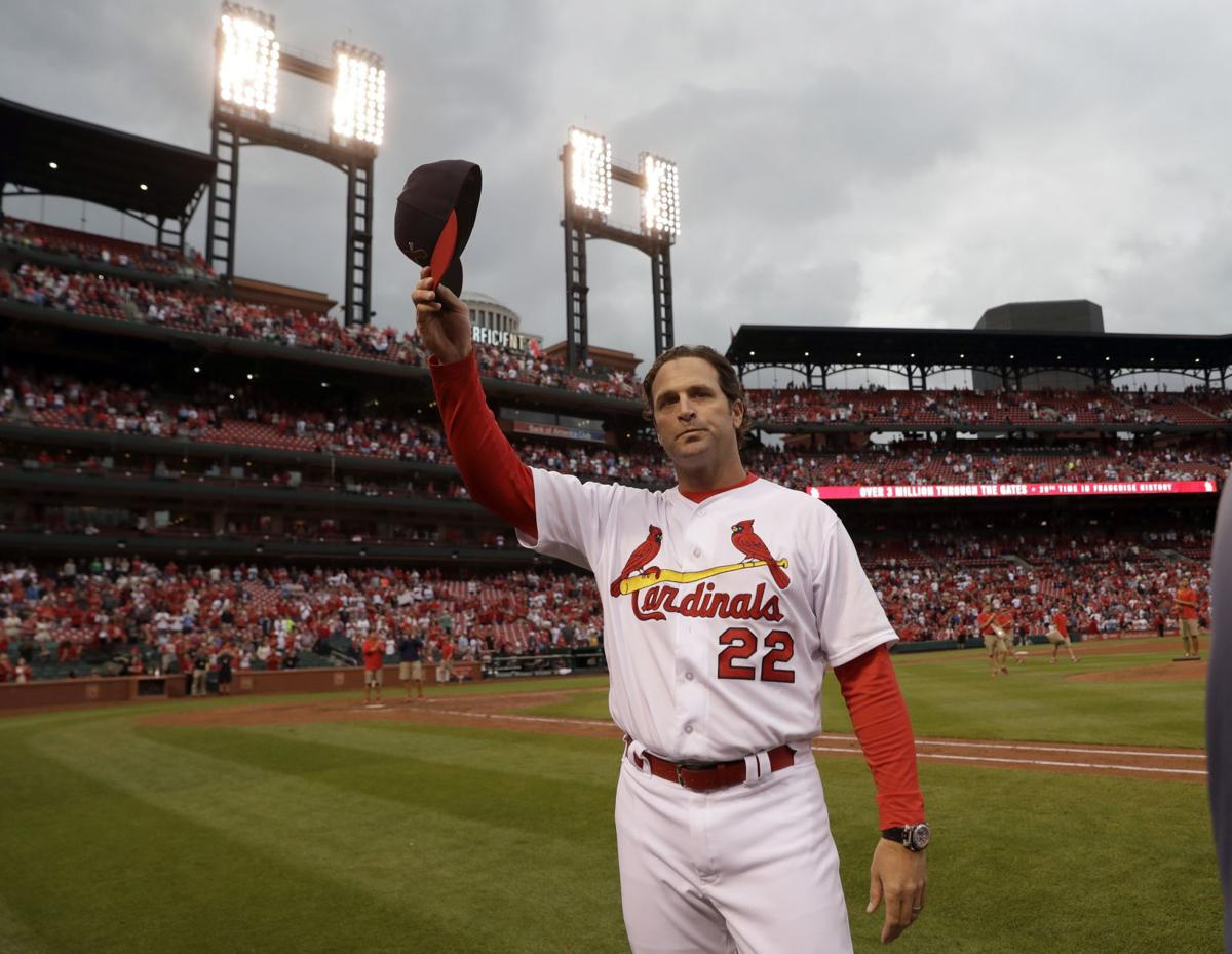 (Updated) Matheny takes high road, accepts blame for Cardinals' disappointing season