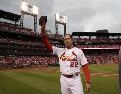Cardinals Matheny Fired Baseball