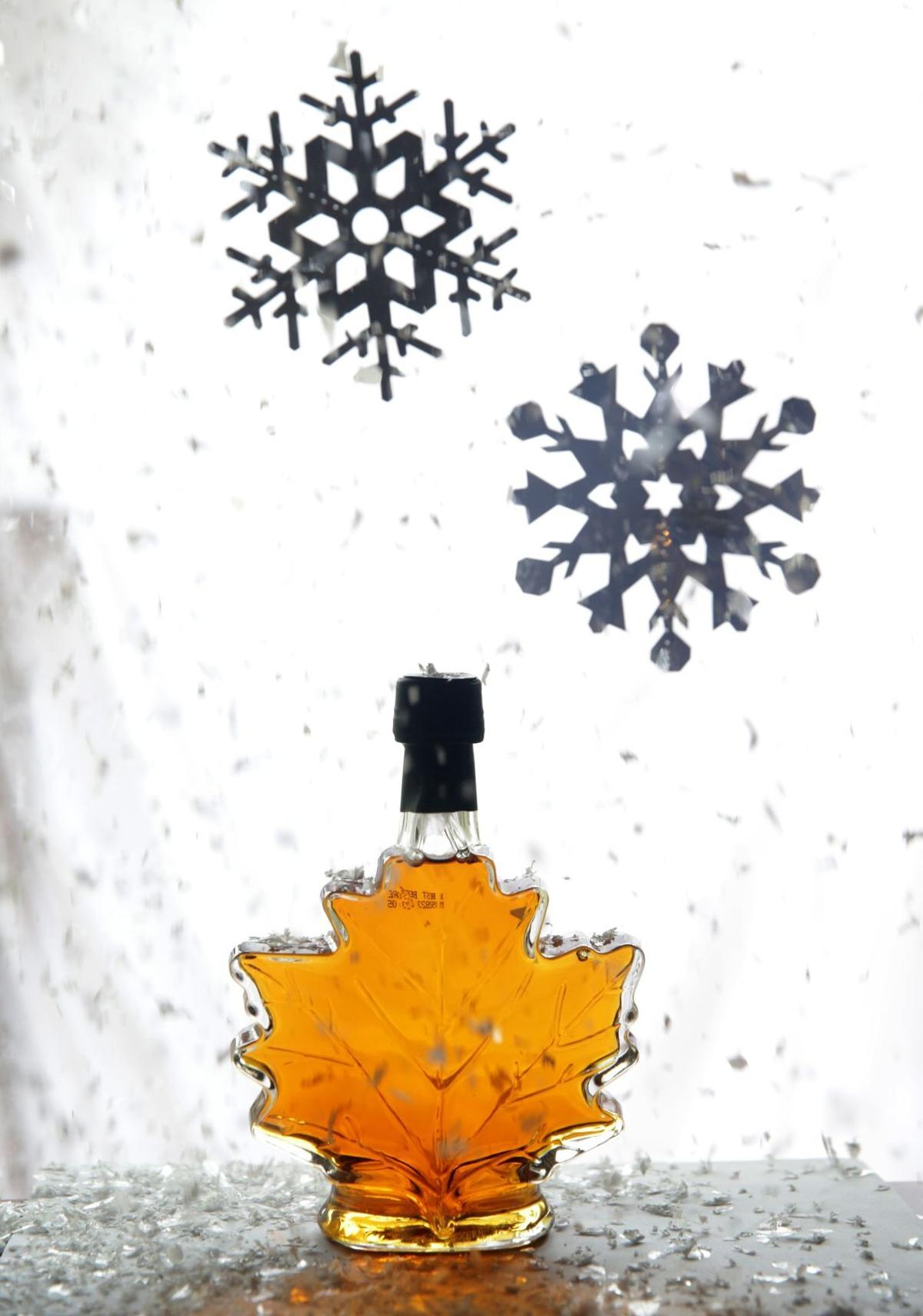 Cook with maple syrup for winter treat