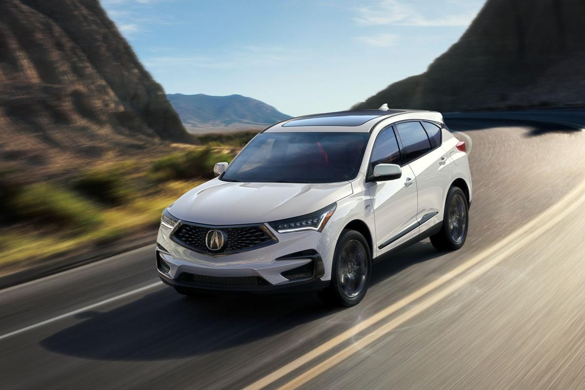 2019 Acura Rdx It S Bigger In Size Torque And Gear Count