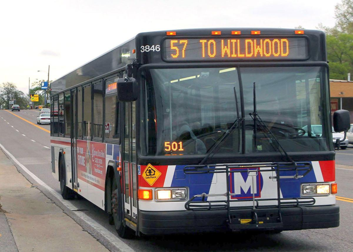 Bus Routes Around St Louis Could See Overhaul As Metro