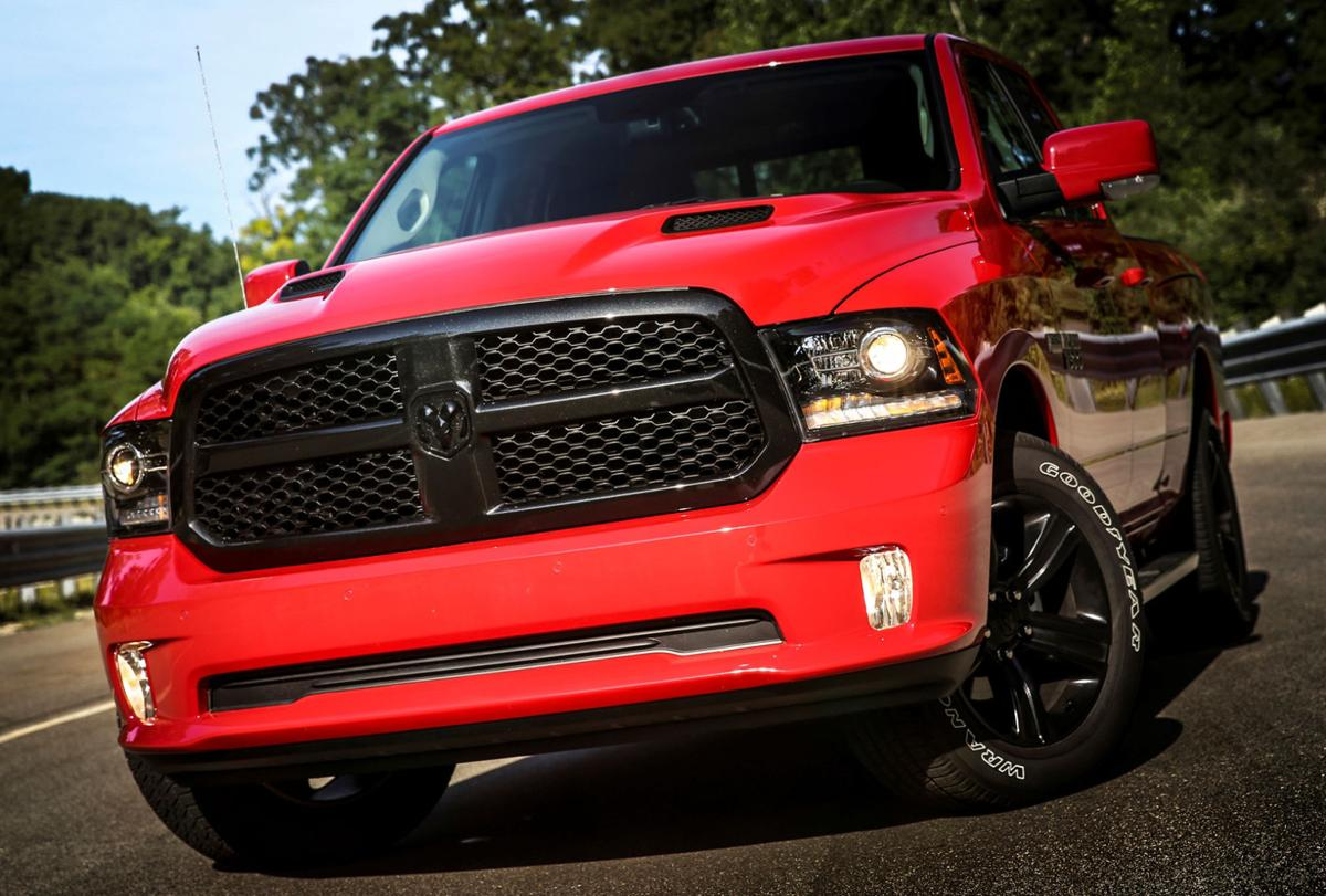 2017 Ram 1500 Night A Factory Truck With A Quot Custom Quot Look