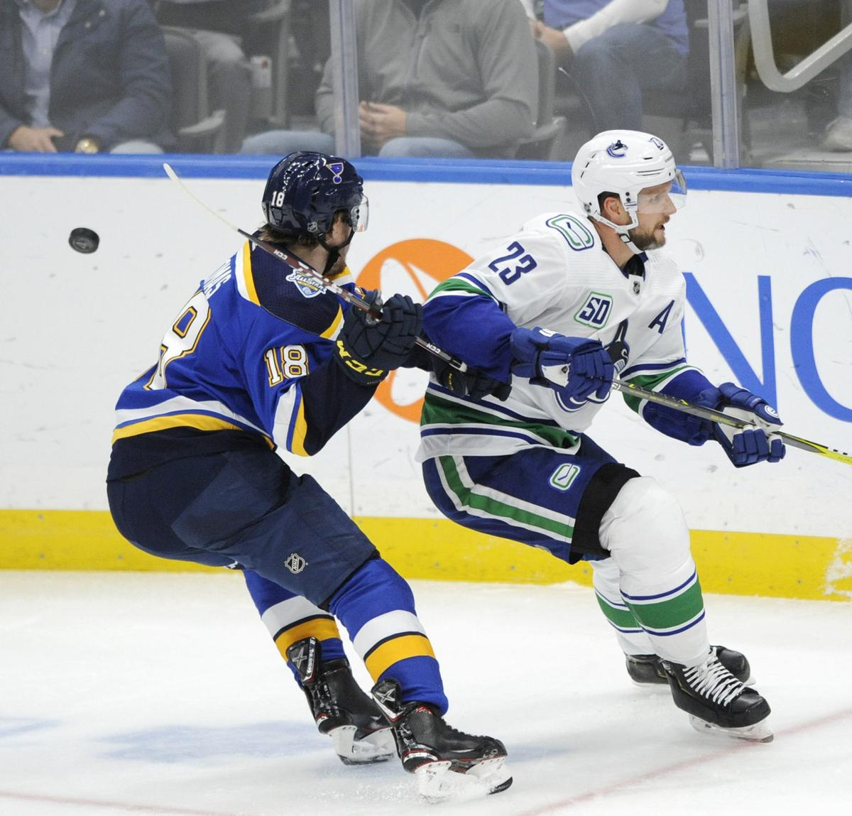 Blues notebook: Thomas surprised as anyone by penalty