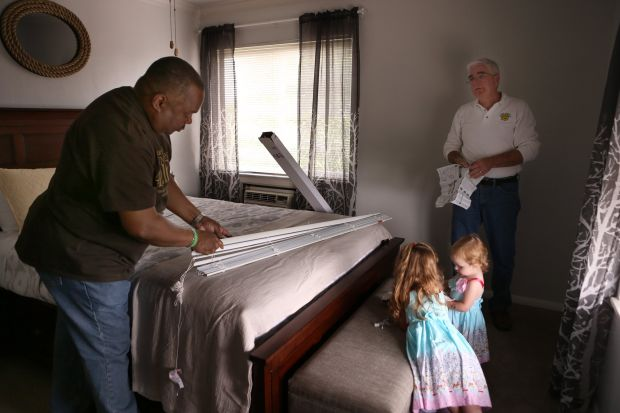 Apartment for families of transplant patients