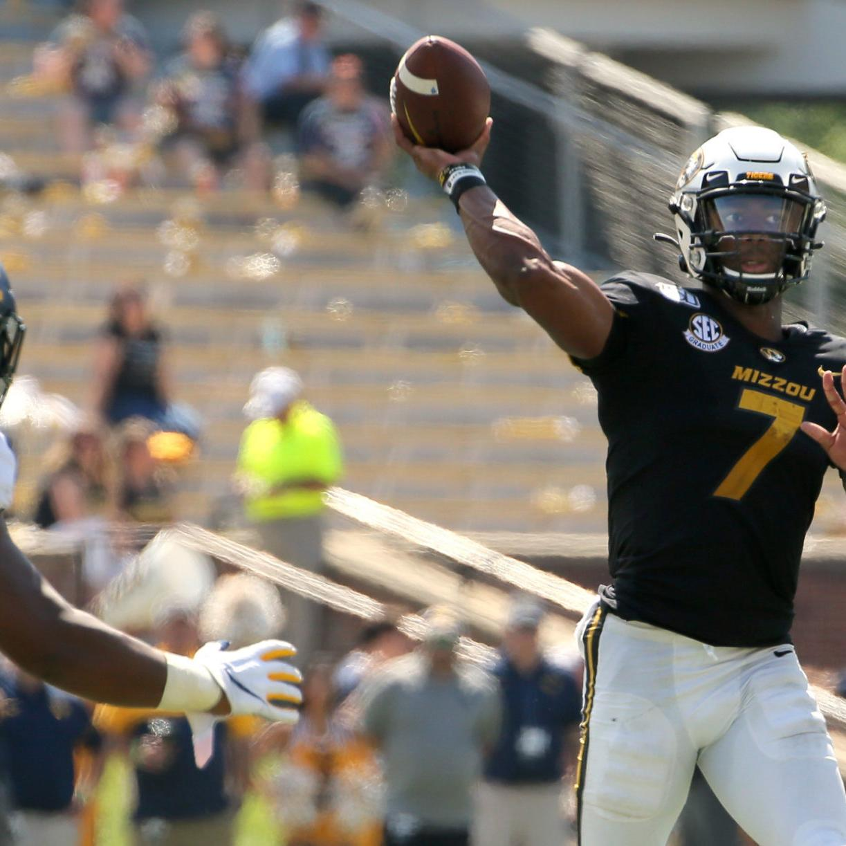 Bryant back at practice after leaving WVU game | Mizzou