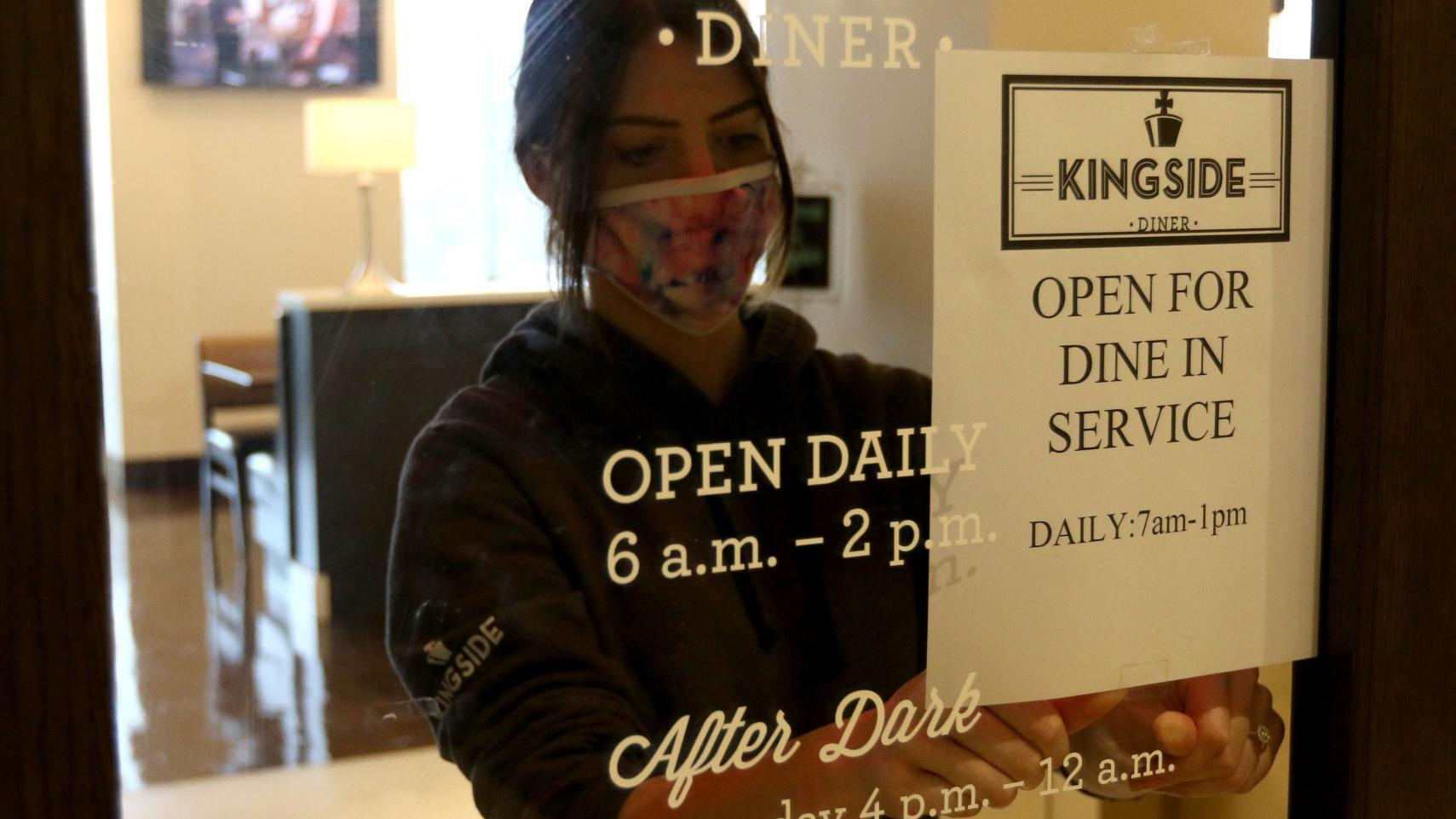 St. Louis County restaurants resume limited indoor dining