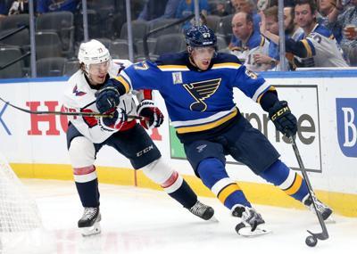 St. Louis Blues V Washington Capitals