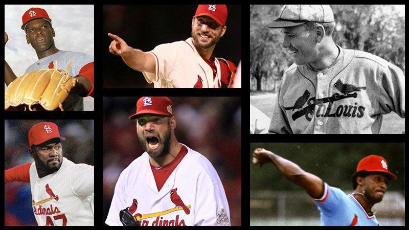 50 greatest St  Louis Cardinals pitchers   St  Louis