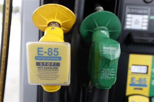 What about alternative fuels?