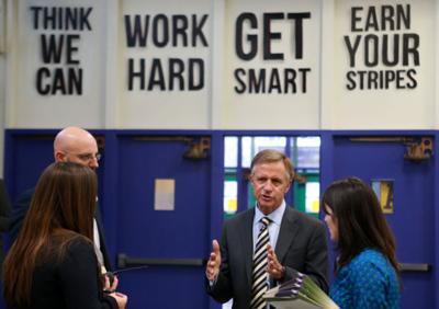 The Achievement School District in Memphis