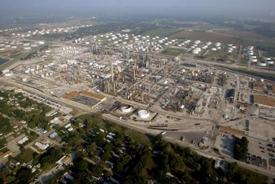 Wood River refinery