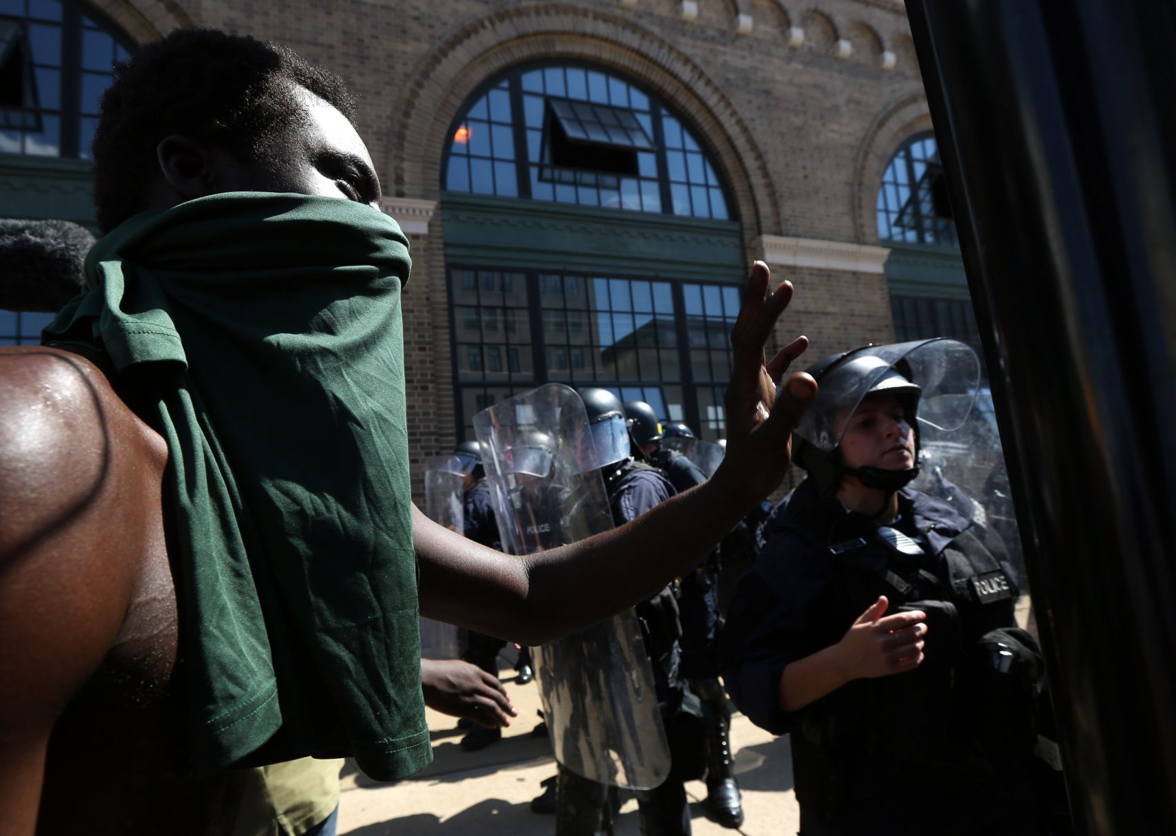 chief of police cover letter%0A Heated protests follow Stockley acquittal   Law and order   stltoday com