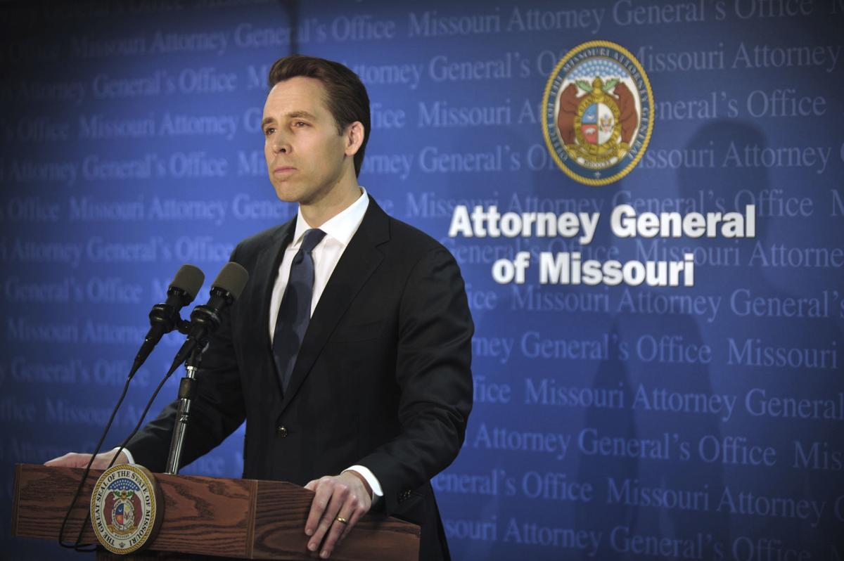 Hawley trails McCaskill in Missouri Senate race fundraising