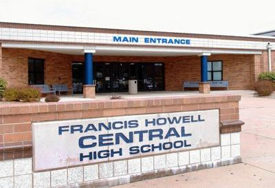 Francis Howell Central building