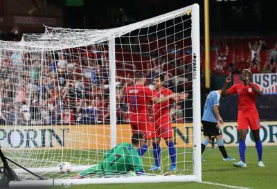 U.S V Uruguay