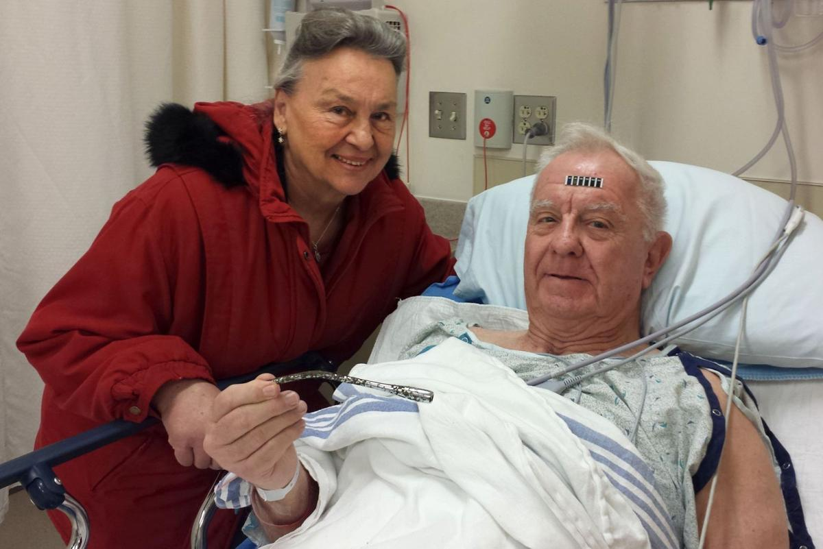 turn signal removed from arm after 51 years