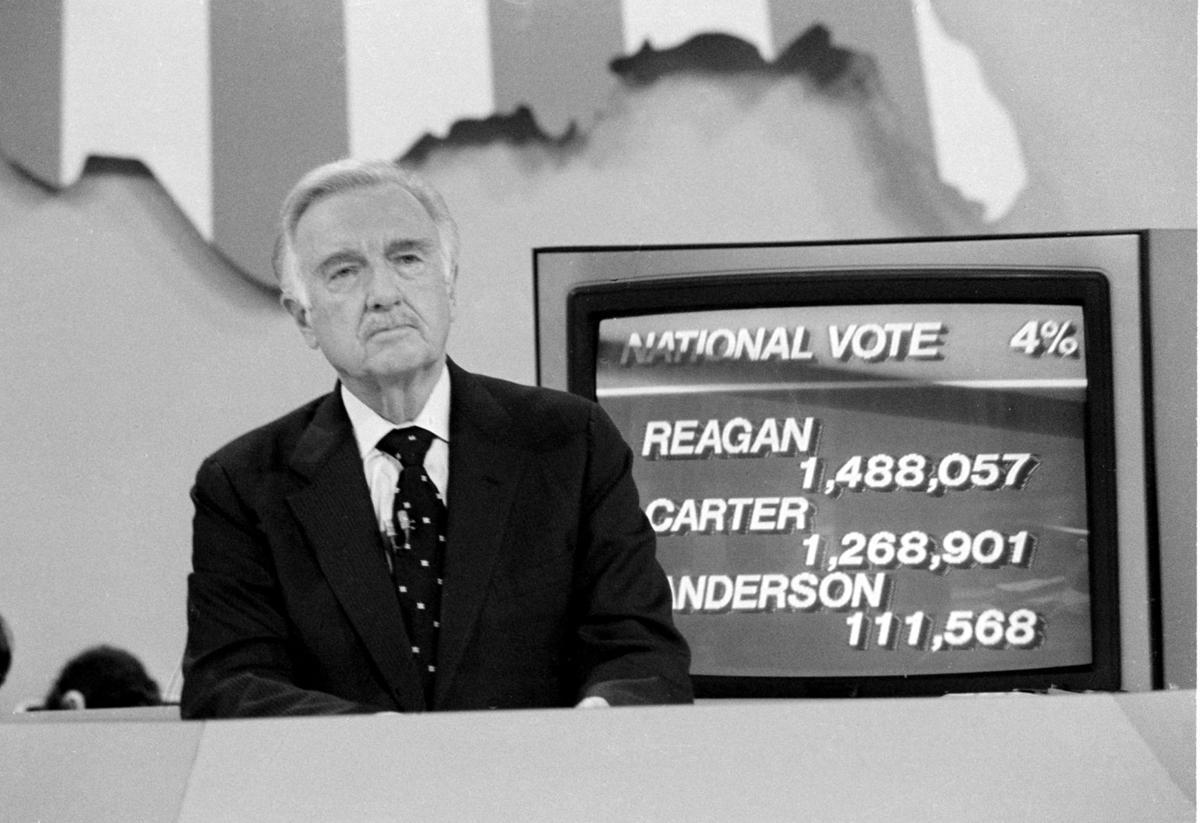 1980: Walter Cronkite