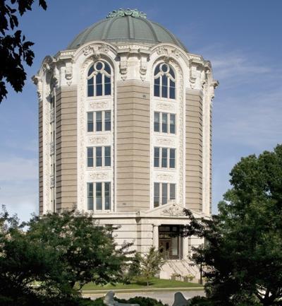 City Hall in University City