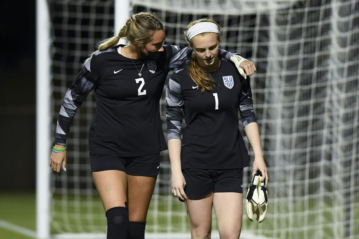 NCAA WOMENS SOCCER:  APR 30 2021 NCAA Women's Soccer Championship - Washington vs Saint Louis