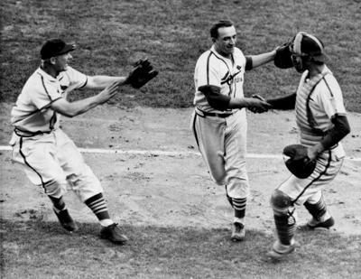 Look Back:  Browns and Cardinals World Series