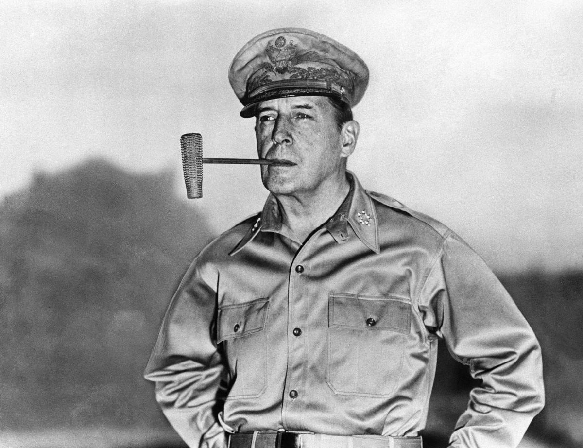 MacArthur pipe