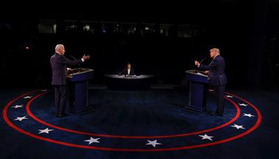 More than 55 million people watched the final presidential debate