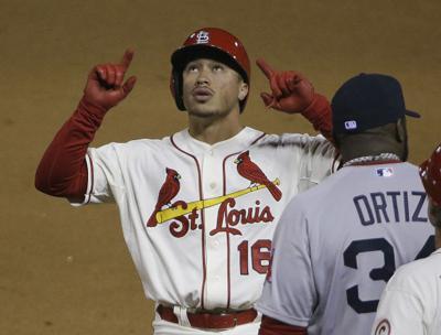 World Series Red Sox Cardinals Baseball