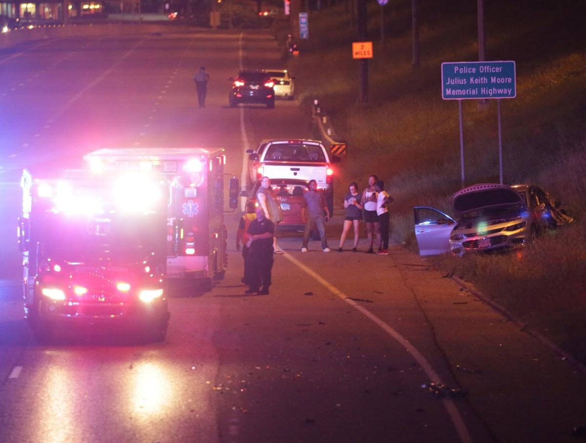 Police identify wrong-way driver who was hit and killed on I