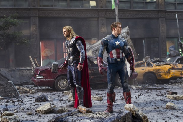 Film Review The Avengers