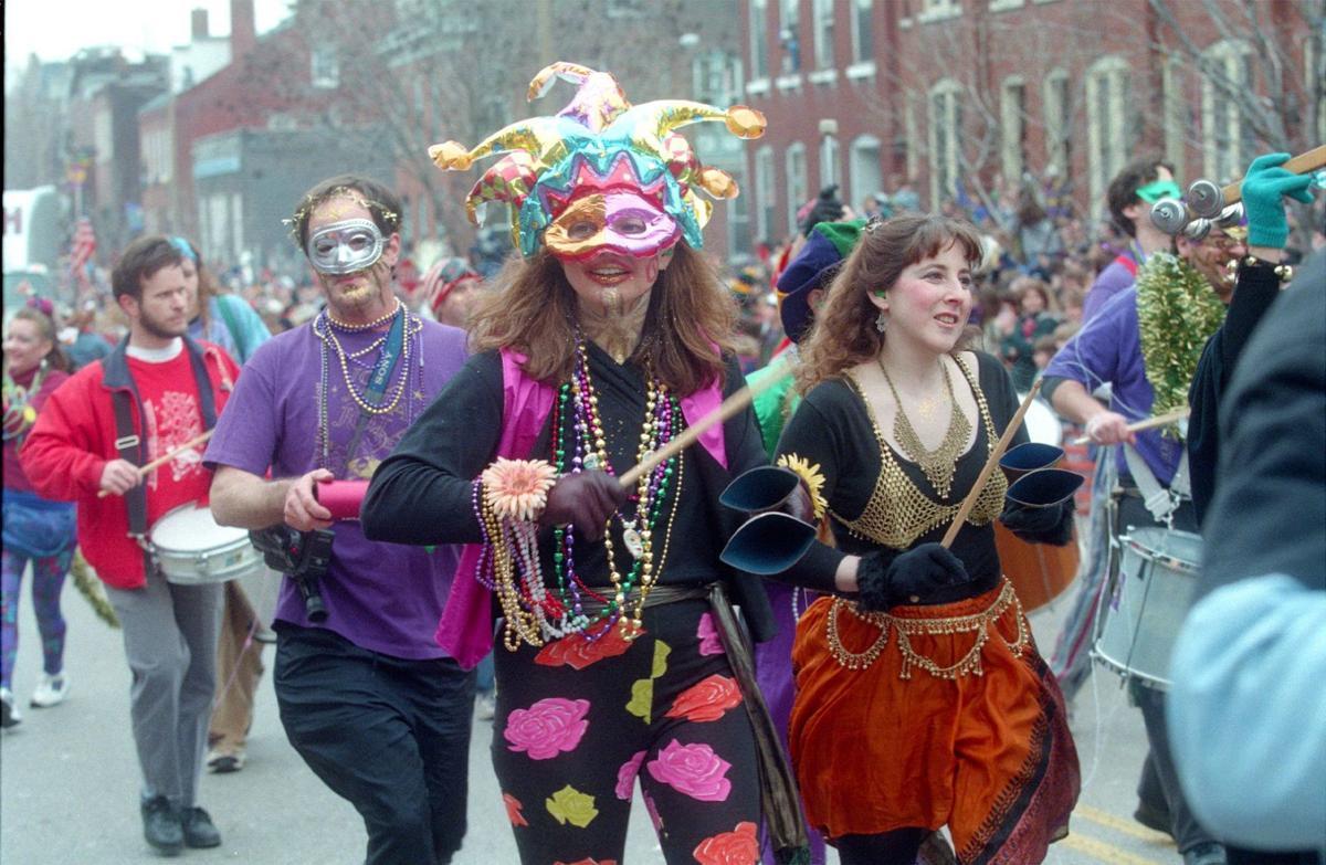 Soulard Mardi Gras Celebrates 40 Years of Fun